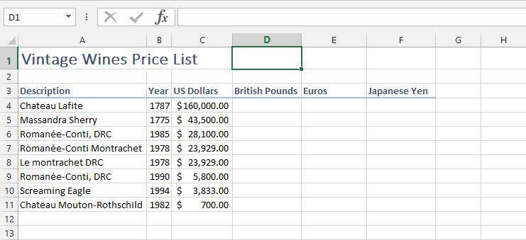 Define and use names in formulas – Excel – WizApps